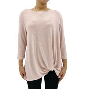 Marty M Women's Knot Top (Pink)